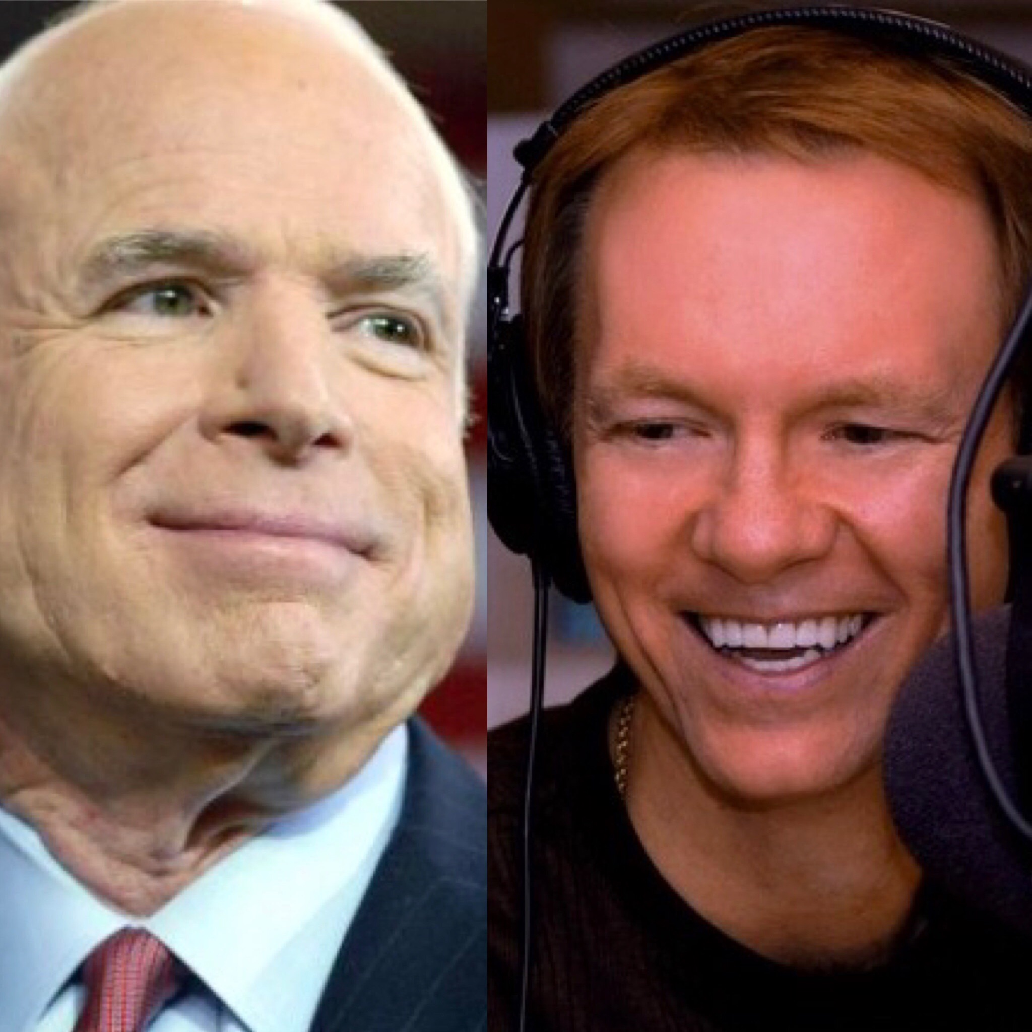 "JOHN MCCAIN TRIBUTE.  ""The Mayor"" shares some personal friendship stories on DAVE PRATT LIVE!"