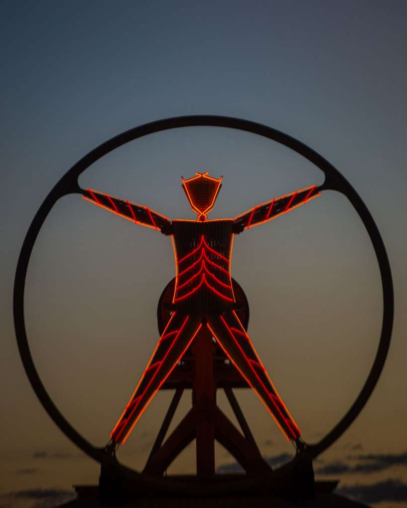 The Burning Man Show