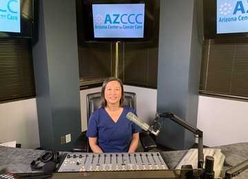 AZCCC Radiation Oncologist Dr. Luci Chen on Breast Cancer