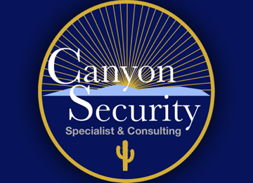Kenneth Laird, Chief Executive Officer/President of Canyon Security Specialist and Consulting