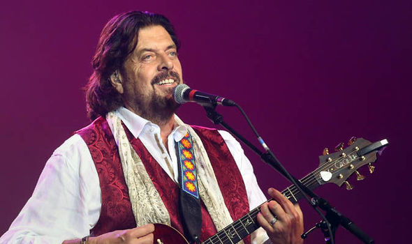 Legendary producer / engineer / songwriter / musician Alan Parsons