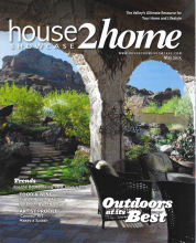 Melissa Santangelo of House2Homes Magazine
