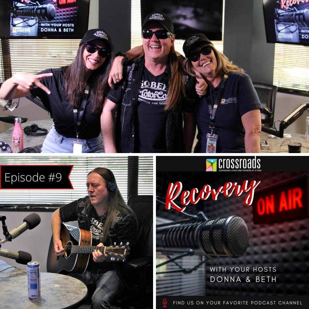 Jay Dow of Sober Motor Company shares the magic of his music therapy