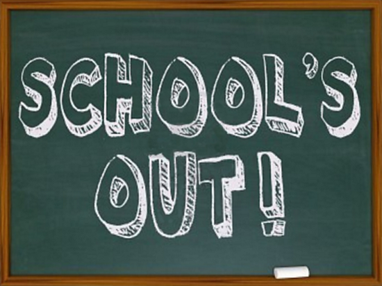 School's Out For Summer 2016 (Part 1)