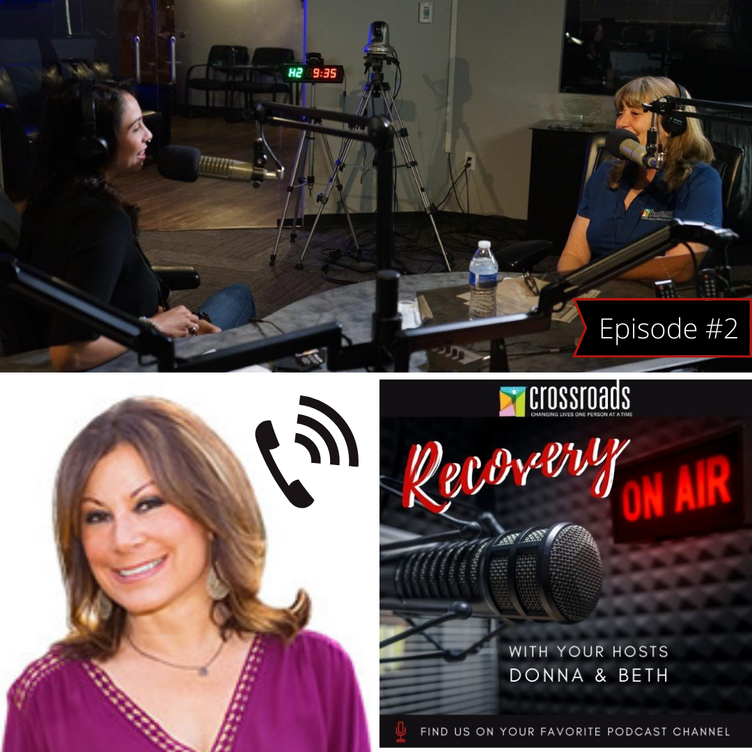 Renowned guest Sherry Gaba speaks on addiction and codependency