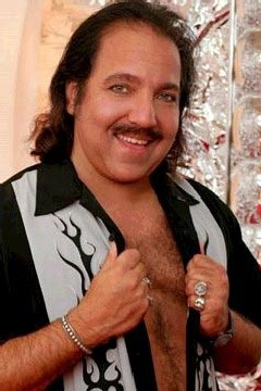 Get Real runs into Ron Jeremy