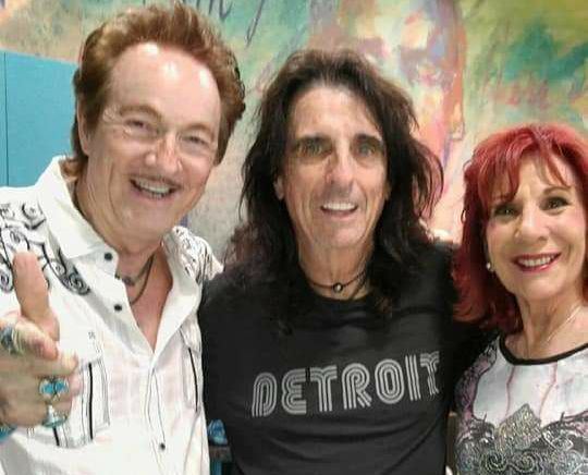 Imagine Working With Elvis, Liberace, and Alice Cooper