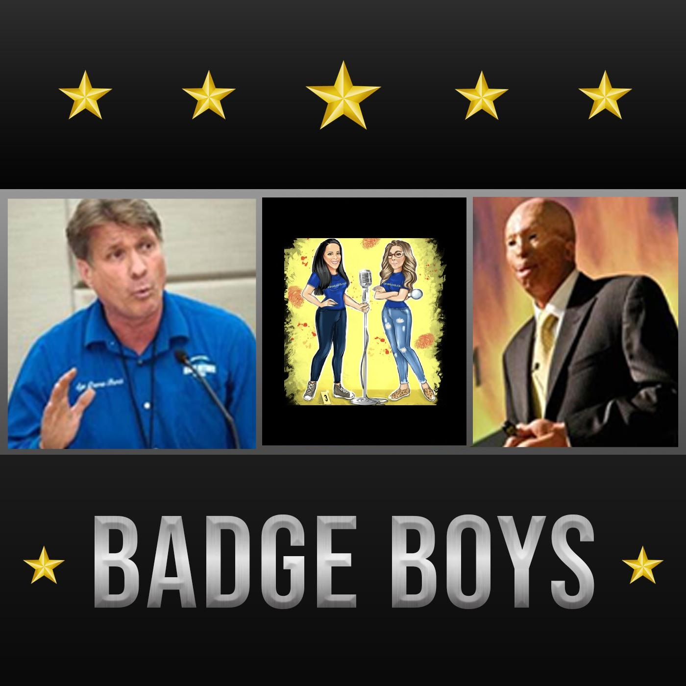 Badge Boys and Crimeaholics unite to help solve the murder of a man buried alive, to bring justice to his grieving mother