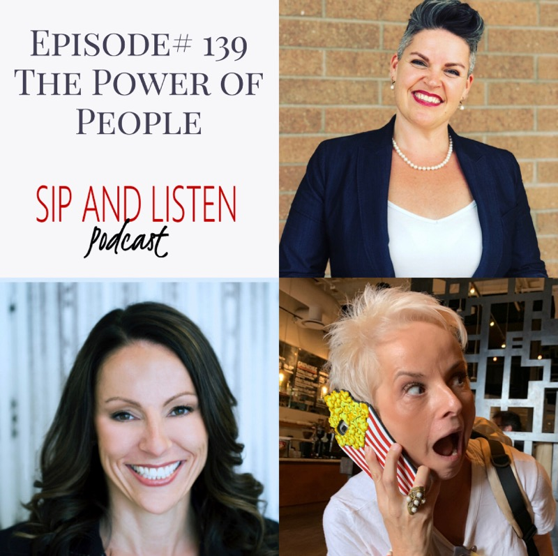 The Power of People with Tina Huber, Cynthia Bowkley & Brooke Walker