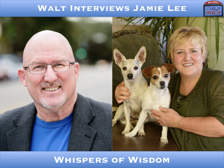 Walt Interviews Jamie Lee – Whispers of Wisdom