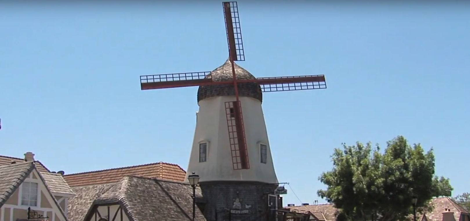 Taste of Denmark in Solvang, CA