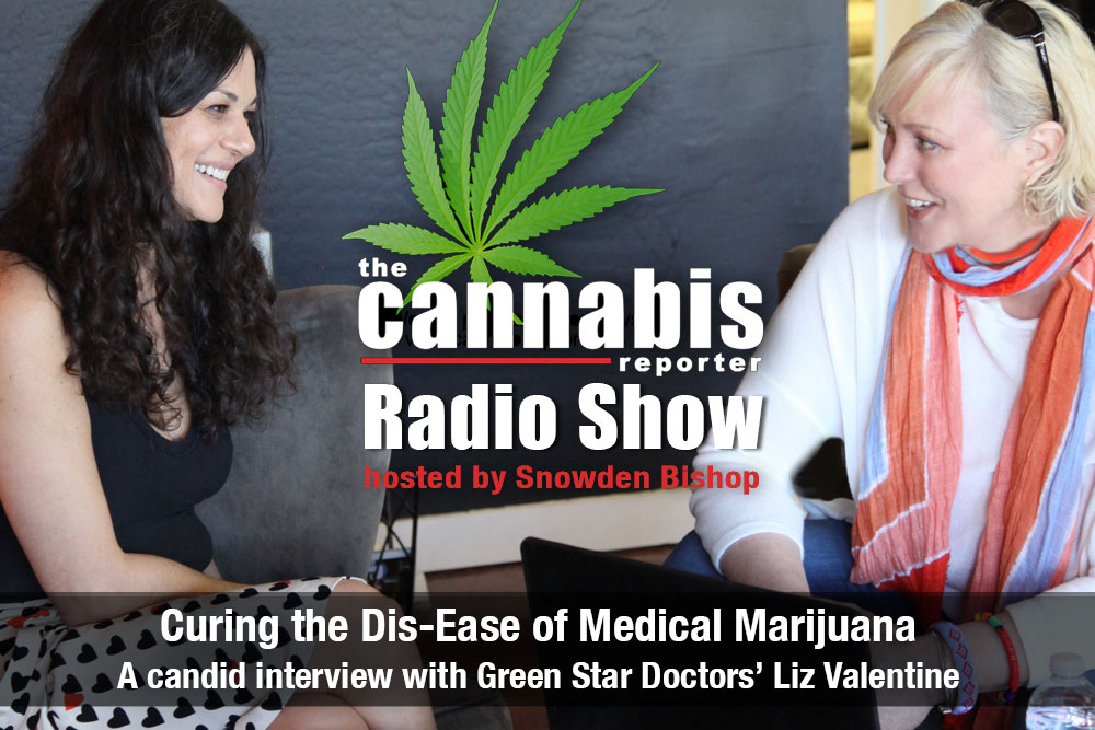 Curing the Dis-Ease of Medical Marijuana-Liz Valentine