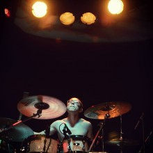 Percussionist Lang Zhao
