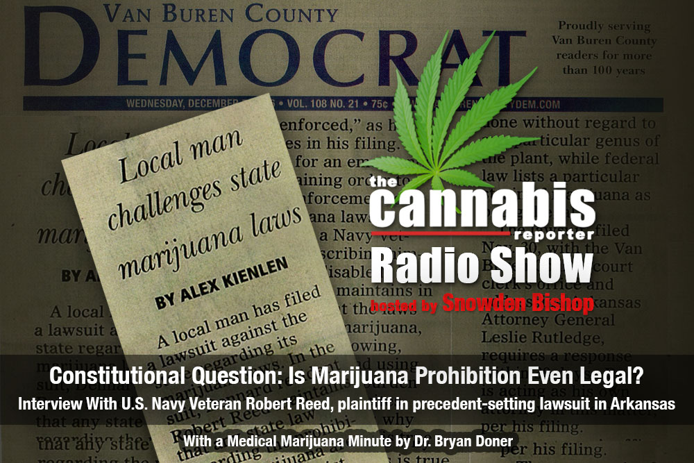 Constitutional Question - Is Prohibition Legal