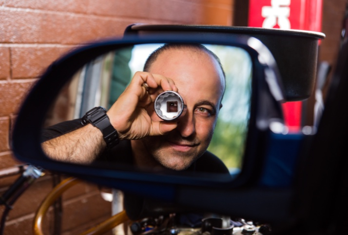 It's all about cars and comedy with Shahe Koulloukian of MAZVO Car Care Center