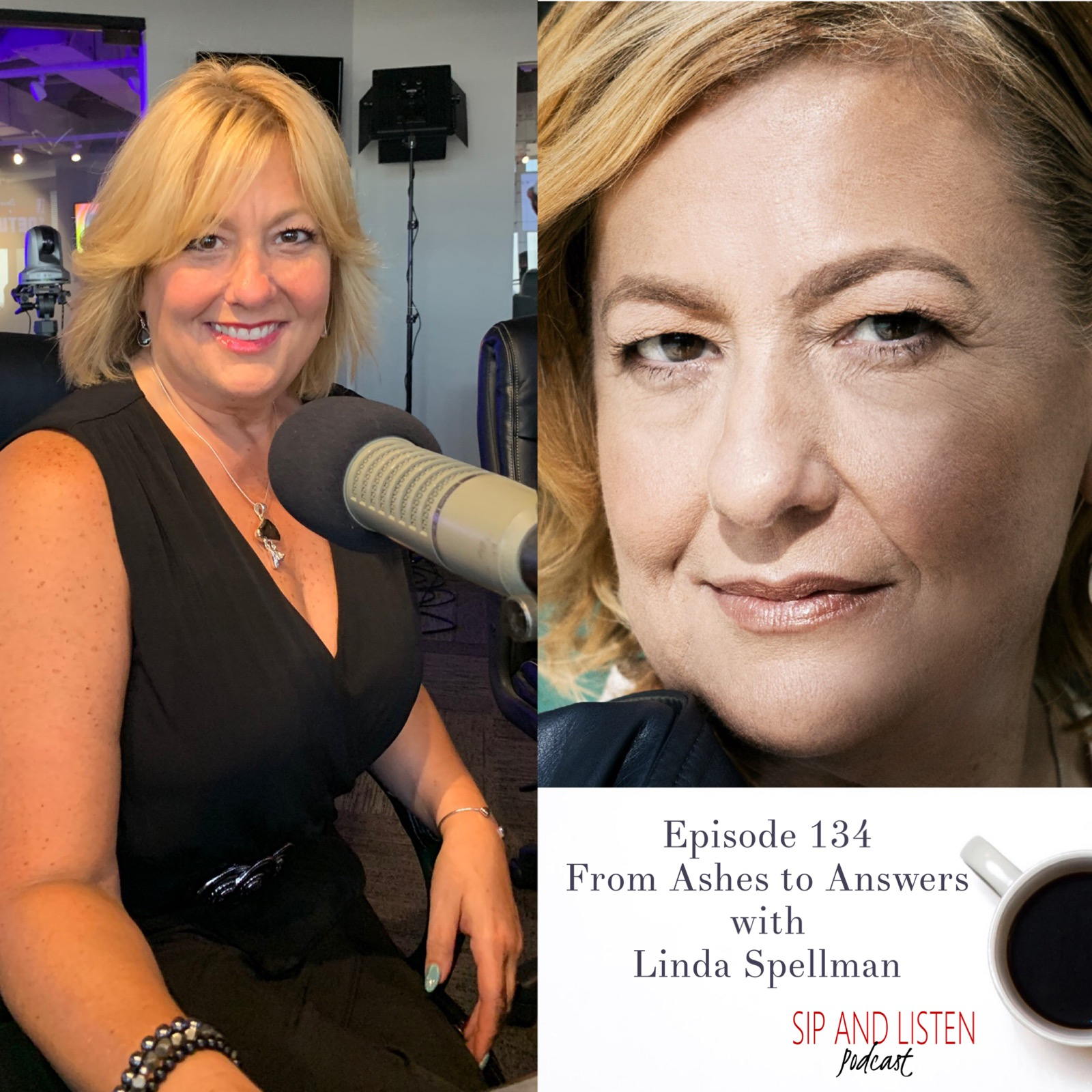 From Ashes to Answers with Linda Spellman