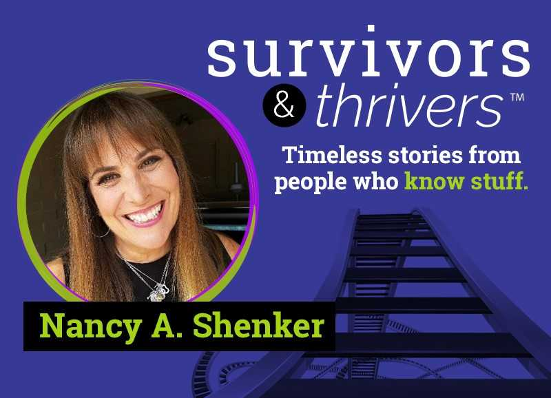 Survivors & Thrivers: Timeless Stories from People Who Know Stuff