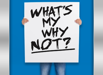 What's My Why Not?  with Kevin Fulkerson