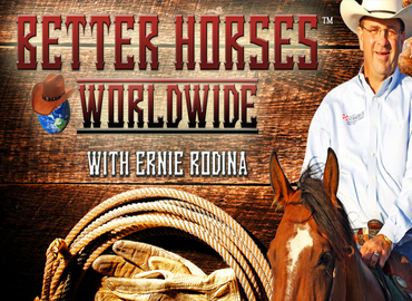 Better Horses Radio Worldwide with Ernie Rodina/Ed Adams and guests Frank Slaughter, Sarah Leonhard, Kyra Stierwalt, and Dr. Fred Gardner - April 21st 2018