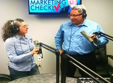 Knock -Knock? Who's there? Hank and Sharyn with Marketing Updates