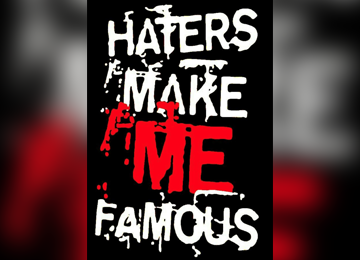 HatersMakeMeFamous Documentary launch! With GCM and Nandar Pictures