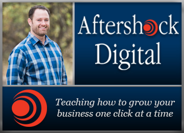Aftershock Online: The Psychology and Strategies to Win Business Online