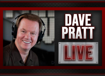 Dave Pratt LIVE Radio Show - Cooling off to 105