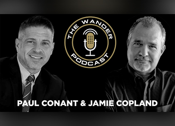 The Wander Podcast - Jamie Copland - Paul Conant - Why Travel Is Important To Arizona Businesses