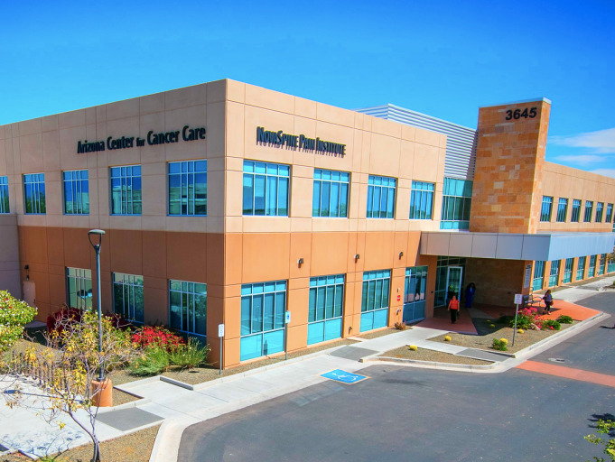 Arizona Center For Cancer Care building