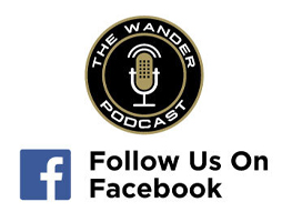 The Wander Podcast Facebook