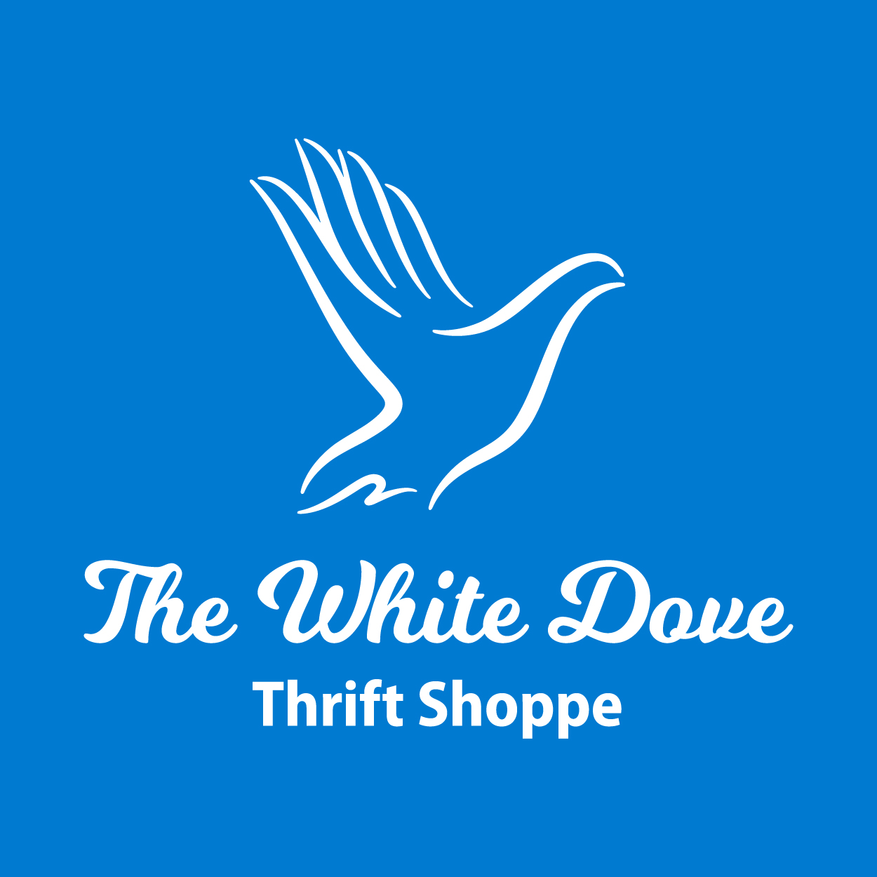 White Dove show ad