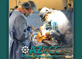 Arizona Center For Cancer Care Surgery