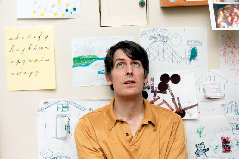 Stephen Malkmus / Photo by John Clark