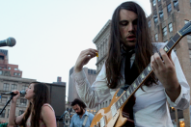 WATCH: Cults Rock SPIN's Rooftop