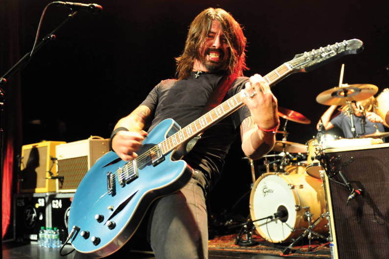 Dave Grohl / Photo by Peter Wafzig/Getty