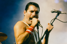 Freddie Mercury / Photo by Getty Images