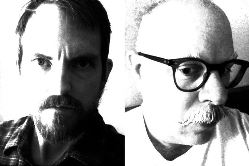 David Daniell and Douglas McCombs