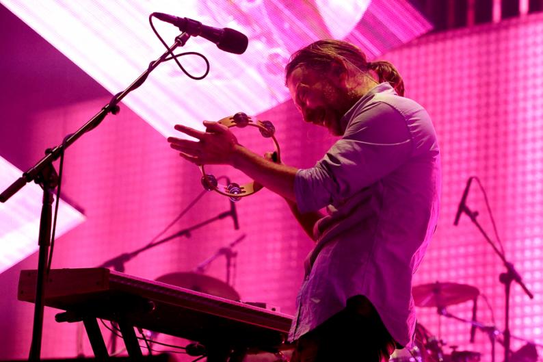 Thom Yorke / Photo by Tim Mosenfelder/Getty
