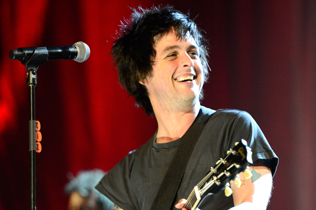 Billie Joe Armstrong / Photo by Kevin Mazur/WireImage