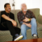 Lionel Richie and Kenny Rogers / Photo by Ysa Pérez