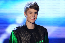 Justin Bieber/ Photo by Ray Mickshaw/FOX via Getty
