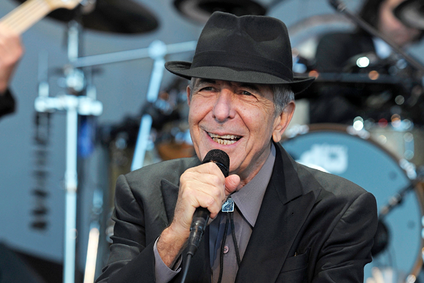 Leonard Cohen / Photo by Getty Images