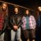 From left: Mark Lanegan, Barrett Martin, Van Conner, and Gary Lee Comer / Photo by Joe Giron