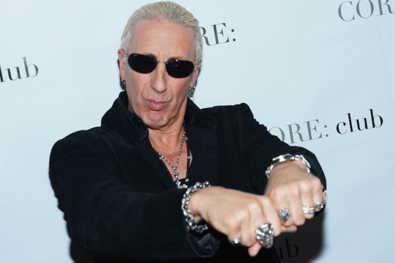 Dee Snider / Photo by Getty Images