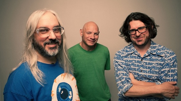 Dinosaur Jr. / Photo by Brantley Gutierrez