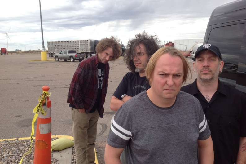 Photo courtesy of the Melvins