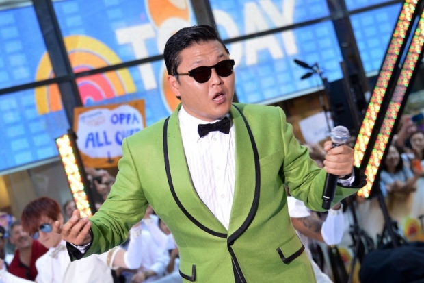 PSY/ Photo by Getty Images