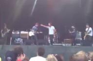 See Eddie Vedder Join Gaslight Anthem Live for 'Singles' Jam