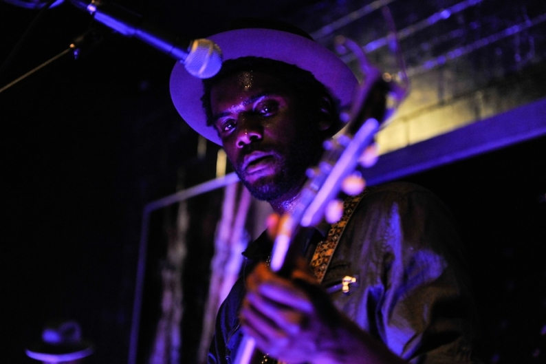 Gary Clark Jr. / Photo by Getty Images