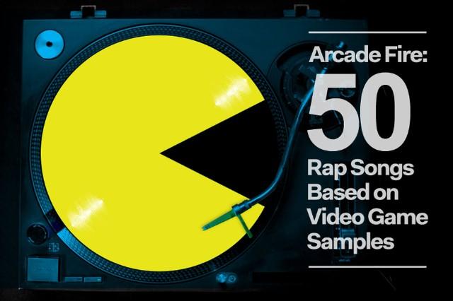 50 Rap Songs Based on Video Game Samples
